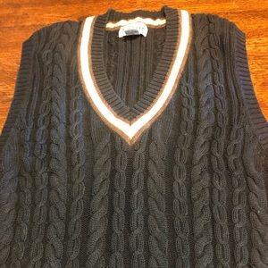 IZOD sweaters vest